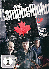 John Campbelljohn: Live In Nova Scotia lucky john croco spoon big game mission 24гр 004