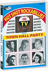 Hot Shot Rockabillies On The Town Hall Party collins school atlas