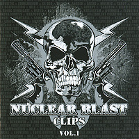 Various Artists: Nuclear Blast Clips, Vol. 1 various artists 80s disco stars live from moskau vol 1