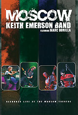 Keith Emerson Band Featuring Marc Bonilla: Moscow keith billings master planning for architecture
