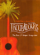 Troubadours is an intimate look at the exciting moment when ageneration of great artists were drawn together in Southern California. The famous West Hollywood club, The Troubadour, became the home for the rise of the singer-songwriter, a mecca that drew artists as prolific and influential as Carole King, James Taylor arid others who shaped our musical DNA.