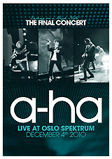 A-Ha: Ending On A High Note - The Final Concert a ha ending on a high note the final concert blu ray