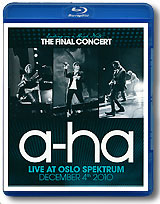 A-Ha: Ending On A High Note - The Final Concert (Blu-ray) the berlin concert domingo netrebko villazon blu ray