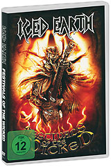 Iced Earth: Festivals Of The Wicked (2 DVD) iced earth  festivals of the wicked  2 dvd