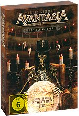 Avantasia: The Flying Opera (2 DVD + 2 CD) pantera pantera reinventing hell the best of pantera cd dvd