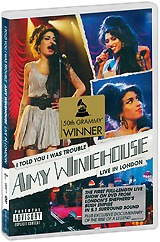 Amy Winehouse: I Told You Was Trouble. Live In London
