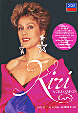 Join Kiri and friends for a very special musical celebration as she sings the