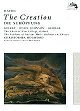 Haydn, Christopher Hogwood: The Creation - Die Schopfung кофта adam pour eve
