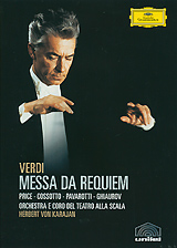 Acknowledged to be the finest Karajan recording of this overwhelming sacred masterpiece -