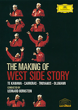 Leonard Bernstein: The Making Of West Side Story