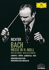 Bach, Karl Richter: Messe In H-Moll nobis nobis 152461