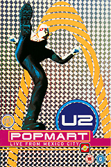 U2 Popmart: Live From Mexico City