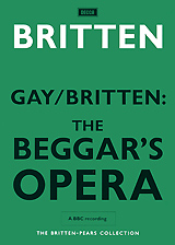 Gay, Benjamin Britten: The Beggars Opera