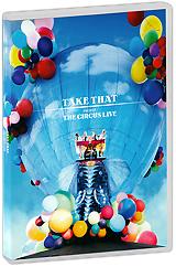 Take That: The Circus Live (2 DVD)