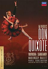 Фото Minkus, Pavel Bubelnikov: Don Quixote. Купить в РФ