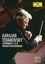 Tchaikovsky, Herbert Von Karajan: Symphonies 4, 5 & 6