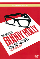 The Music Of Buddy Holly & Crickets: Definitive Story