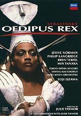 Opera-oratorio In Two Acts Oedipus - Philip Langridge Jocasta - Jessye Norman Creon - Bryn Terfel Oedipus Dancer - Min Tanaka