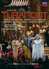 Puccini, Andris Nelsons: Turandot