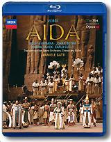 Verdi, Daniele Gatti: Aida (Blu-ray)