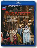 Puccini, Andris Nelsons: Turandot (Blu-ray)