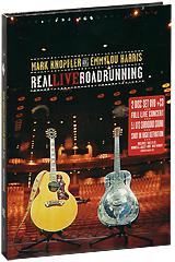 Mark Knopfler And Emmylou Harris: Real Live Roadrunning (DVD + CD) mark knopfler mark knopfler tracker 2 lp