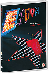 Elton John: The Red Piano (2 DVD)