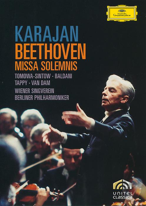 Beethoven, Herbert von Karajan: Missa Solemnis In D Major, Op. 123 b baccetti baccetti monographs in developmental biology – biology of the sperm cell –paper only