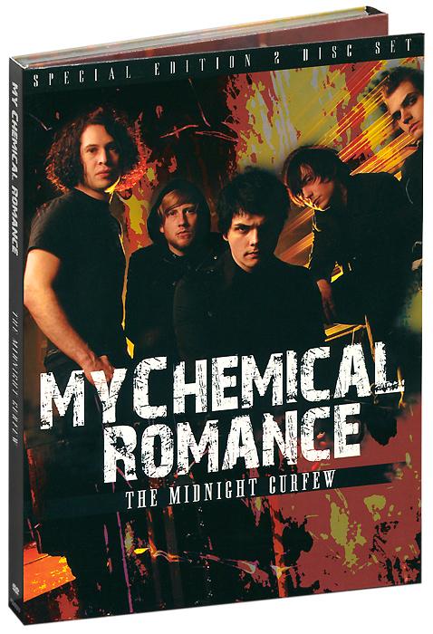My Chemical Romance: Midnight Curfew (DVD + CD) my chemical romance купить cd