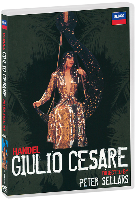 Handel, Craig Smith: Giulio Cesare (2 DVD) ich smith smith microcomputers in education paper