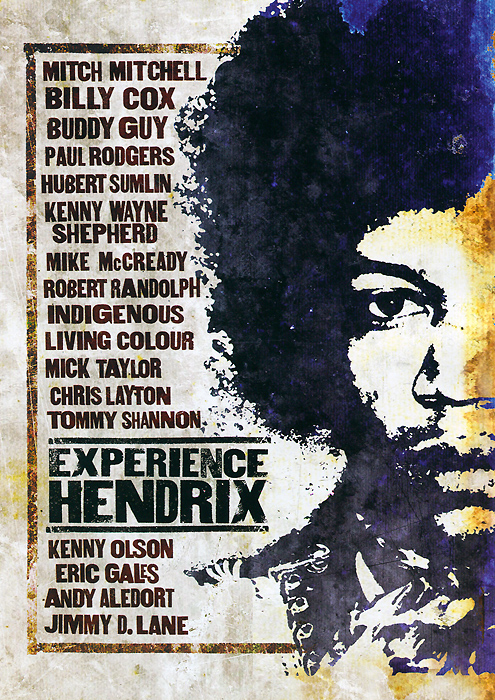 Experience Hendrix hinds selwyn seyfu dominque voodoo child vol 01