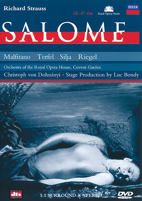 Strauss, Christoph Von Dohnanyi: Salome richard strauss karl bohm salome