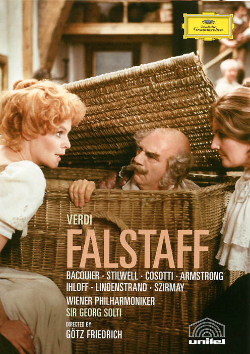 Gotz Friedrich's Charming, Bawdy 1979 Studio Film Of Verdi's Comic Masterpiece Was Acclaimed By Critics For Its Shakespearean Vitality. The New York Daily News Declared That It