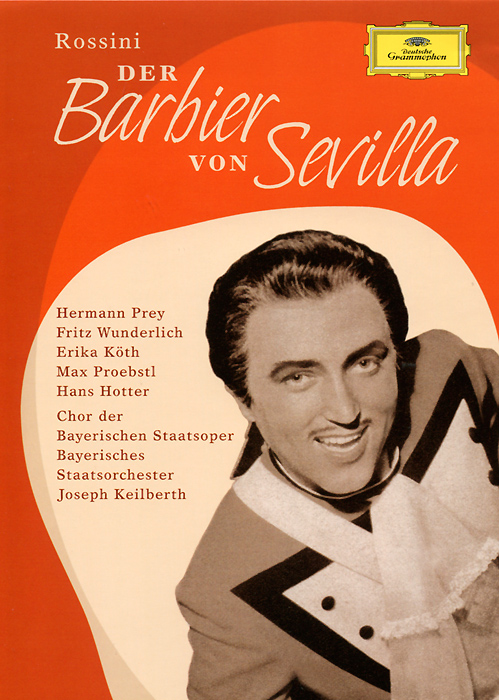 Rossini, Joseph Keilberth: Der Barbier Von Sevilla slate joseph miss bindergarten wet day exp