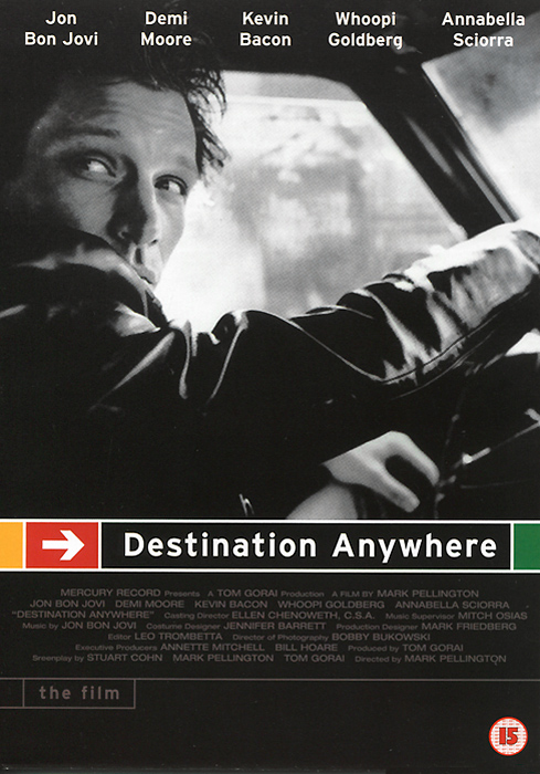 Jon Bon Jovi: Destination Anywhere jon bon jovi destination anywhere