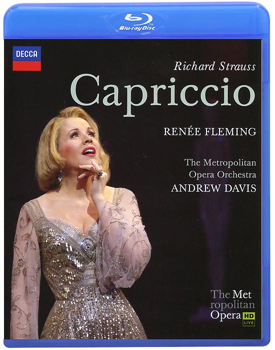 Фото Strauss, Andrew Davis: Capriccio (Blu-ray). Покупайте с доставкой по России