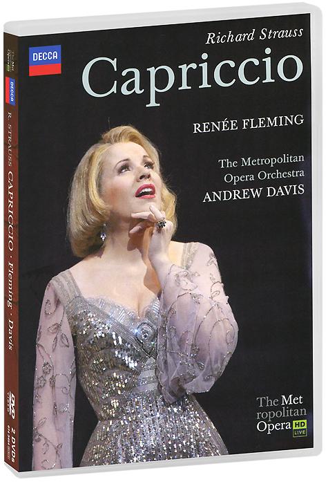 Strauss, Andrew Davis: Capriccio (2 DVD)