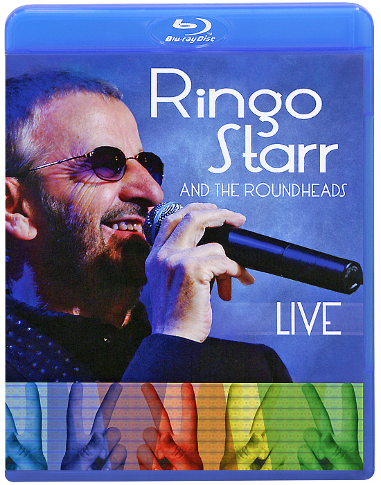 Ringo Starr: And The Roundheads Live (Blu-ray) francis rossi live from st luke s london blu ray