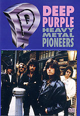 Deep Purple: Heavy Metal Pioneers deep purple deep purple in rock 25th anniversary edition