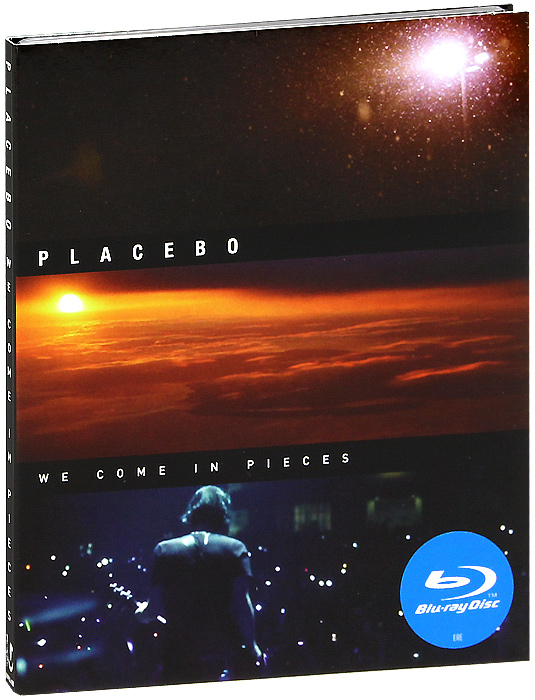 Placebo: We Come In Pieces (Blu-ray) видеокамера sony hdr pj620