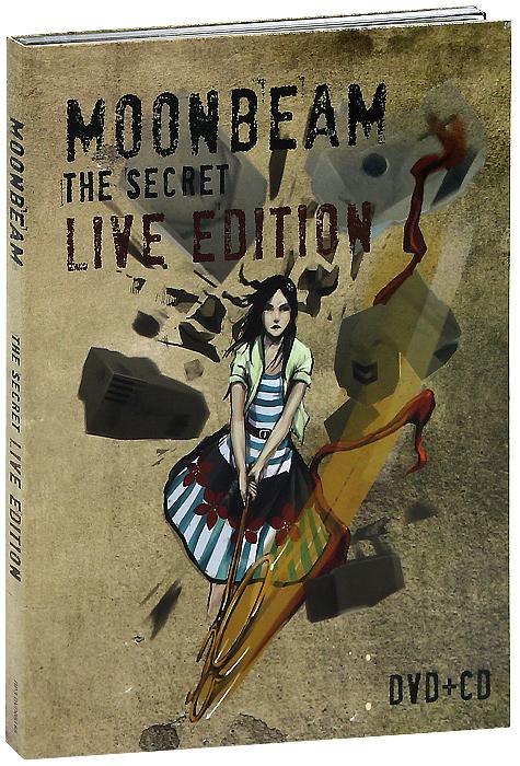 Moonbeam: The Secret, Live Edition (DVD + CD) storm wildeye live pike 10см 15гр fpk