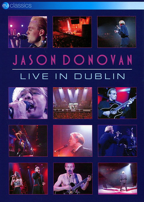Jason Donovan: Live In Dublin лежаки для животных