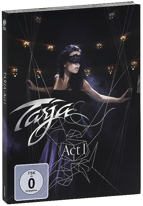 Tarja Turunen: Act 1 (2 DVD) the archive vol 2 previously unreleased material