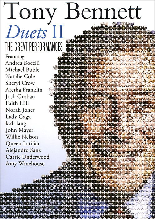 Tony Bennett: Duets II, The Great Performances