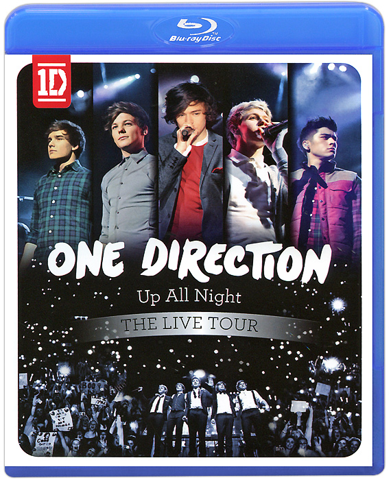 One Direction: Up All Night, The Live Tour (Blu-ray) shania still the one live from vegas blu ray