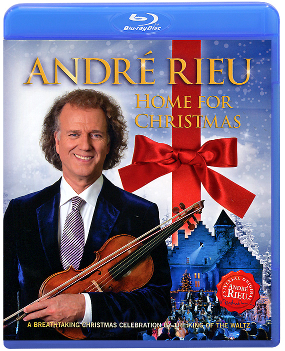 Andre Rieu: Home For Christmas (Blu-ray)