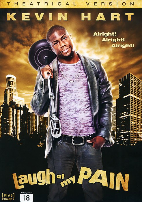 Funnyman Kevin Hart is back and starring in the theatrical version of his 2011 Laugh At My Pain comedy tour that swept the nation and earned more than $15,000,000 in ticket sales! The 90-city Laugh At My Pain tour is one of the most successful comedy concerts in history. Hart's performance at L.A. Lives Nokia Theatre broke Eddie Murphy's long-standing record of being the first African American comedian to earn more than $1,1 million in ticket sales for two consecutive shows. Experience the record-breaking performance and never-before-seen raw and uncut backstage footage. Travel back to Philly with Kevin Hart where he began his journey and get an up close and personal look into Kevin's life. Get ready to laugh 'til it hurts.