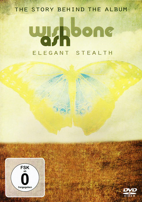 Wishbone Ash - Elegant Stealth: The Story Behind The Album howells aphrodisia angel baby pengiun розовое виброяйцо с выносным пультом управления