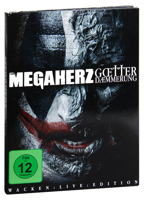 Megaherz: Gotterdammerung (DVD + CD) энциклопедия таэквон до 5 dvd