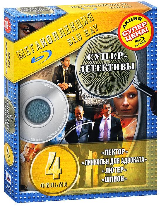 Супер-детективы 2 (4 Blu-ray)